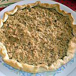 recette tarte aux pommes façon crumble