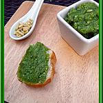 recette Pesto de Basilic