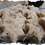 recette Ooo Etoiles coco/choco ( sans beurre ) ooO