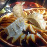 recette gyoza au crevette