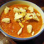 recette Velouté de poivron rouge
