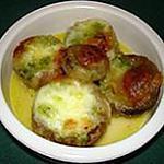 recette Champignons persillette