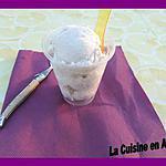 recette Sorbet coco en sorbetière