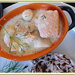 recette Blanquette de la mer