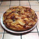 recette Renversé pomme-poire