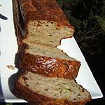 recette Cake aux courgettes et porto