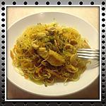 recette Légumes sautés au poulet et aux nouilles ou stir fried noodles