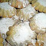 Maamoul de Pâques: petits gâteaux aux dattes