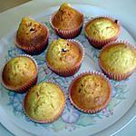 recette Muffins aux framboises et à la noix de coco