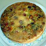 recette Gâteau renversé aux mirabelles caramélisées