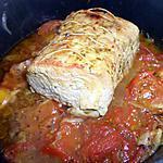 recette Rôti de porc en cocotte au four