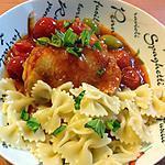 recette Poulet à l italienne