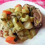 recette Ragoût de légumes