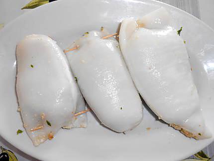 Calamars farcis 430
