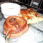 recette Medaillon de porc