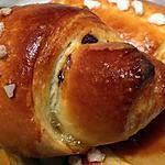 recette Mi croissant mi pain au chocolat