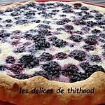 recette tarte aux mûres