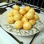 Cake pops salée fromager