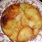 recette Gateau de pommes de terre anna