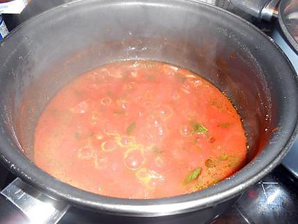 Polpo en sauce (poulpe) 430