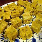 recette Gâteau de semoule à l'ananas et aux pistaches