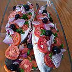 recette Daurades à la provençale