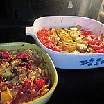 recette gratins légumes de saison