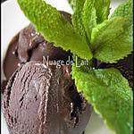 recette Sorbet Chocolat/Menthe