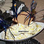 recette Glace framboises/poires de Mamyloula