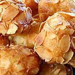 recette Pommes Amandines