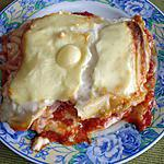 recette lasagne jambon et fromage à raclette