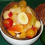 recette Salade de fruits frais