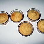 recette muffins à la vanille