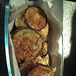 recette Beignet d'aubergine façon tempura