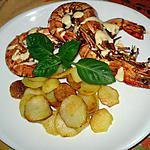 recette Gambas sautées au safran(recette à la portugaise)