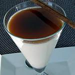 recette PANNACOTTA D'EPICES et sa confiture de baobab en gelée