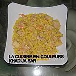 recette Salade de pâte aux fruits de mer et au thon