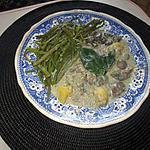 recette filet  de porc a la créme sauce sauge ananas;;