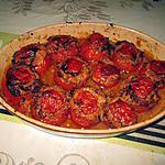recette tomates farçies   a la viande  et comment sécher les herbes  recette de mamyloula