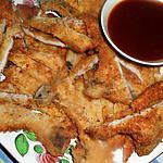 recette Croustillant de porc pané (Tonka tsu)