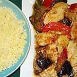 recette Poulet à l'ivoirienne