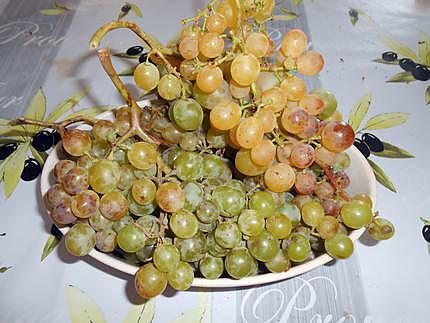 Clafoutis au raisin blanc 430