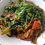 recette Curry de tofu