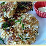 recette Croquettes de crabe à l'Américaine