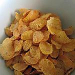 recette chapelure aux restes de céréales cornflakes