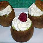 recette Coques de kiwi