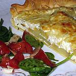 recette Tarte aux pommes de terre et ricotta