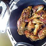 recette poulet rôti à l'ail .