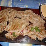 recette Entrecote grillée sauce au maroilles