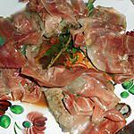 recette foie de veau sauge et jambon de parme